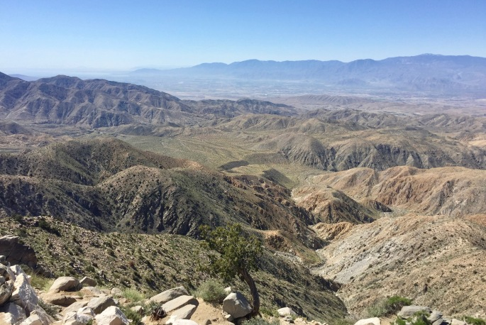 Keys View is a 20 minute drive, but it's worth it.