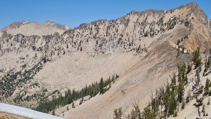 I found it hard to leave Sand Mountain Pass.  There were so many views.