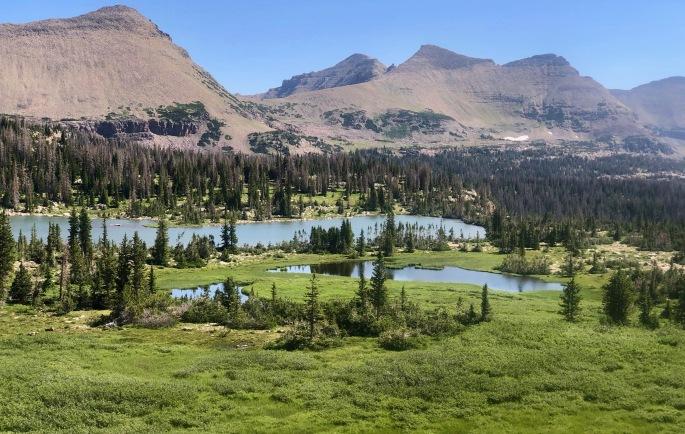 Gladys Lake